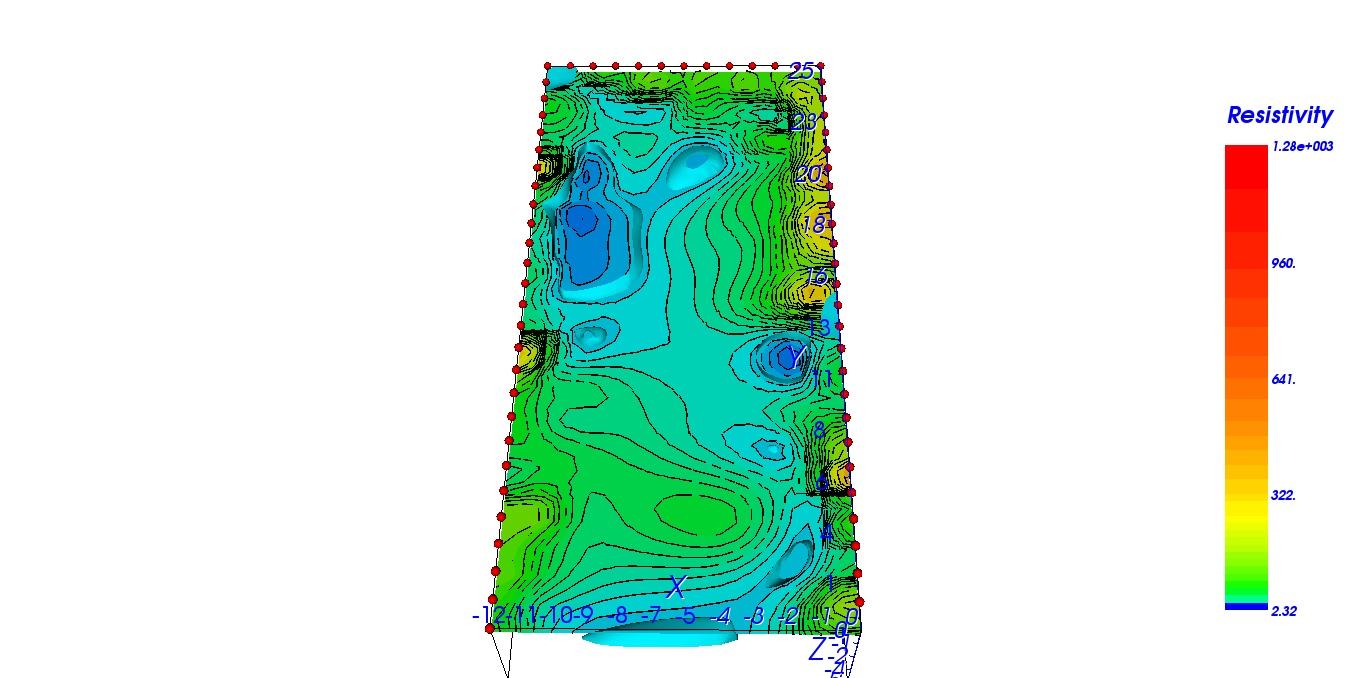 3D Map At -033