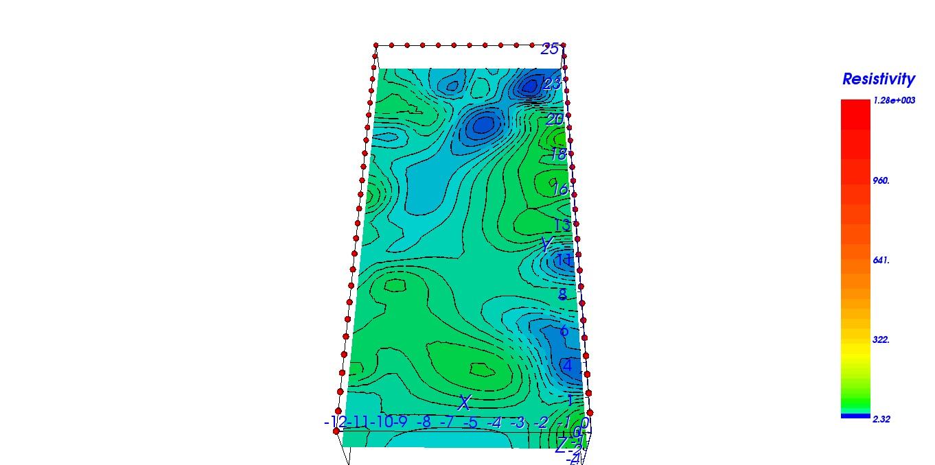 3D Map At -200