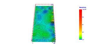 3D Map At -150
